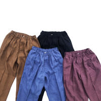 Comfortable Reason Linen Daily Slacks