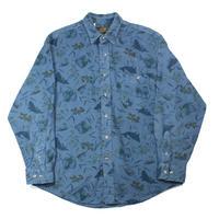 1980s Eddie Bauer Chamois Shirts