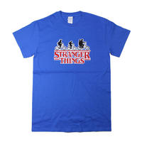STRANGER THINGS Tshirts (BLU)