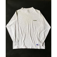 1990s L.L.Bean × Russell L/S Tshirts  -ASIS