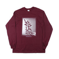 "TRIPWIRE ""UNCONSCIOUSLY"" L/S T-shirts"