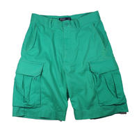 Ralph Lauren 6pocket short pants / green (w32)
