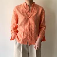 1990s Irish Linen China Shirts