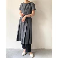 1960s Handmade Dress (Gray)