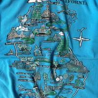 1990s California Tshirts (Sax)