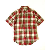 1960s Yorke Short Sleeve Check B/D Shirts