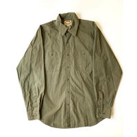 1980s Banana Republic Snap Button Shirts (Olive)