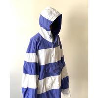 1990s (ASIS) GAP Cotton Anorak Striped