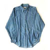 1990s L.L.Bean Striped Shirts