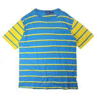 1980s  ST.Jhons Bay Striped Tshirts