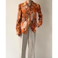 1970s Disco Shirts  (Brown)
