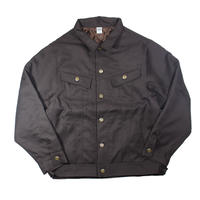 COMFORTABLE REASON / Daily Trucker Jacket (Brown)