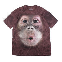 THE MOUNTAIN Tshirts (chimpanzee?)