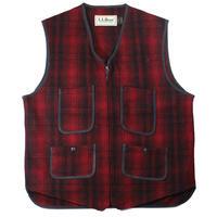 1980s L.L.Bean Wool Vest