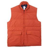 1980s frostline Nylon Insulated Vest