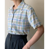 1990s India Cotton Open Collar Shirts