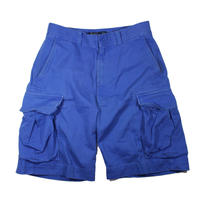 Ralph Lauren 6pocket short pants / blue (w32)