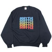 """1990s """"Seattle"""" Sweat Shirts"""