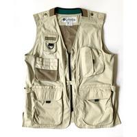 1990s Columbia Fishing Vest