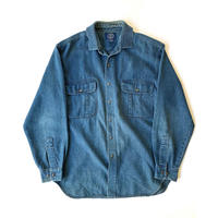1990s GAP Indigo Shirts