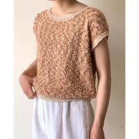Handmade S/S Knit