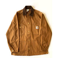 1990s Carhartt Duck Chore Coat Made in USA