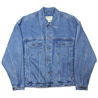 1990s Eddie Bauer Denim Trucker Jacket