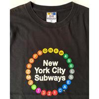 New York City Subway Tshirts