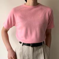 1970s Shortsleeve Knit