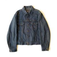 1980s Levi's Overdyed Denim Trucker Jacket