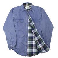 1980s L.L.Bean Nel Lining Shirts