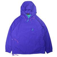 1990s Eddie Bauer P/O Nylon Anorak Jacket
