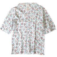 燐シャツ Mens 〈小花〉