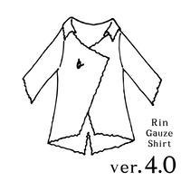 ガーゼシャツ ver4.0