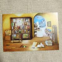 不思議な書庫*ポストカード