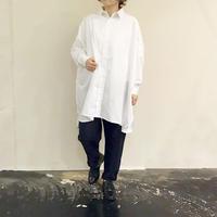 ichi 200523 CLEANSE Broad Big Shirt