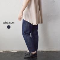 sabbatum SA-27812 スリムイージーパンツ