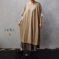 ichi 201252 リネンワンピース