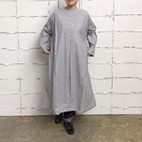 ichi Antiquites 600908 Stripe dress