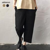 sabbatum SA-27811 タイプライターイージーパンツ