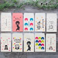 【女子パラダイス】ポチ袋☆10枚セット