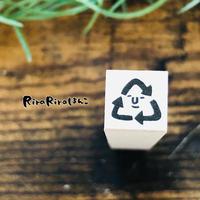 【リサイクル】スケジュールはんこ*10㎜角