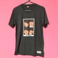 ビートルズ  Tシャツ Mサイズ 濃いグレー  THE BEATLES TSHIRT