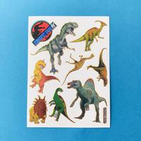 恐竜 キラキラ シール  DINOSAUR STICKER