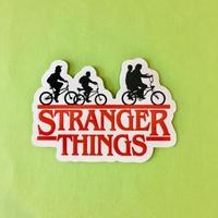 ストレンジャーシングス STRANGER THINGS ステッカー #16