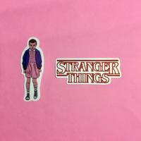 ストレンジャーシングス stranger things シール ステッカー2  ④