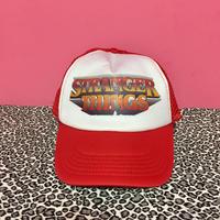 ストレンジャーシングス キャップ STRANGER THINGS CAP