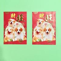 ポチ袋 犬 2枚セット ②