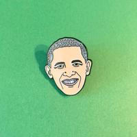 オバマ ピンバッチ OBAMA PIN BADGE