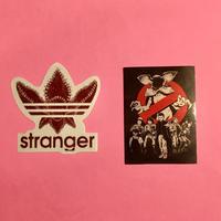 ストレンジャーシングス stranger things シール ステッカー2 ⑦
